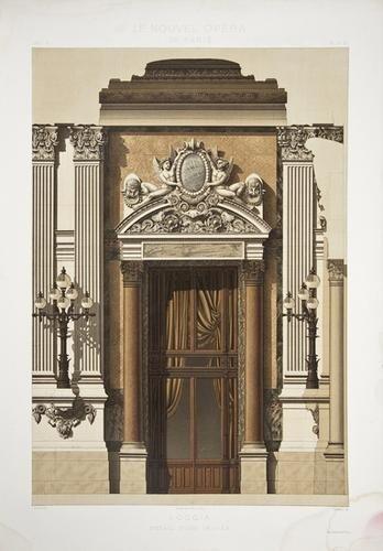 166: Garnier (Charles) Le Nouvel Opéra de Paris