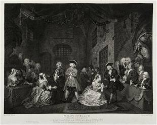 434: After William Hogarth Works from the Original Plat