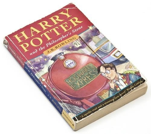 50: Rowling (J.K.) Harry Potter and the Philosopher's