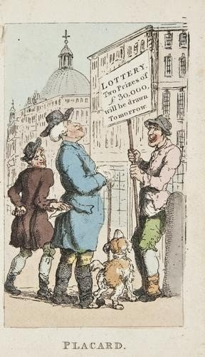 60: Rowlandson (Thomas) Characteristic Sketches of the