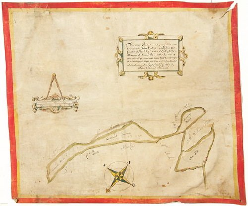 20D: Kent Estate Maps.- Hyde (John, of Sundridge) & Ja