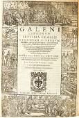 465D Galenus Claudius Librorum Septima Classis Curat