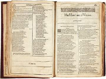 504D: [Shakespeare (William) Comedies, Histories, & Tra