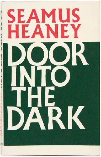 635D: Heaney (Seamus) Door into the Dark,