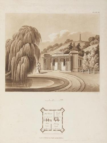 10: Dearn (Thomas D.W.) Designs for Lodges and Entranc