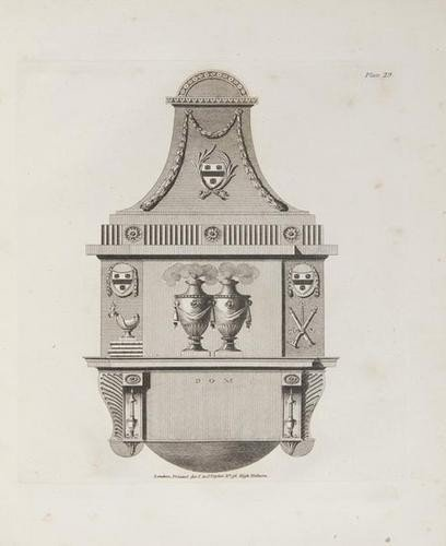 12: DESI Designs for Monuments including Grave Stones