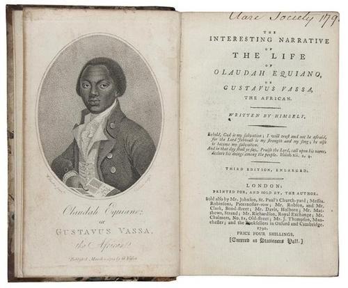 17: Equiano (Olaudah) The Interesting Narrative of the