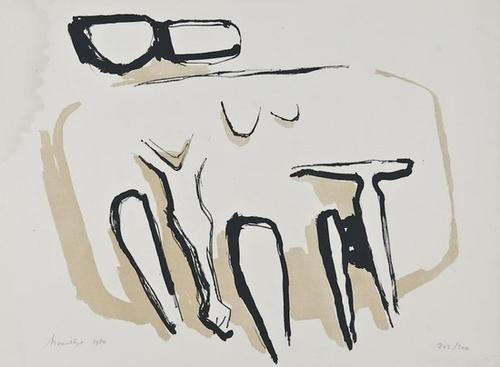 5: Kenneth Armitage (1916-2002) Seated Figures