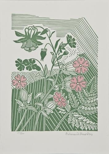 6: Edward Bawden (1903-1989) Campions and Columbine