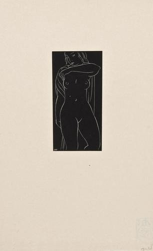 18: John Buckland-Wright  (1897-1954) Dolores, Algerno