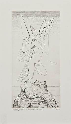19: John Buckland-Wright  (1897-1954) Metamorphosis No