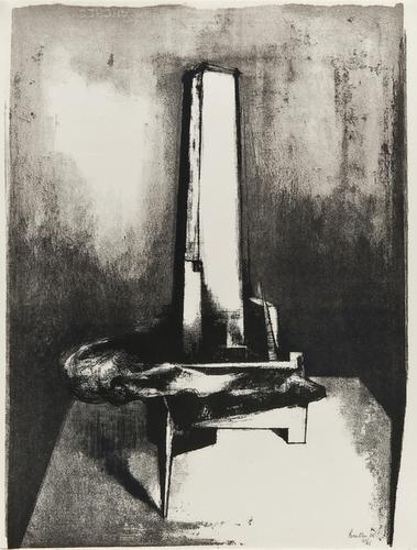 25: Reg Butler (1913-1981) Untitled