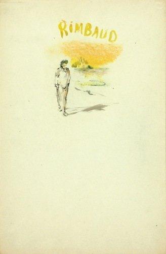 4A: Christian Bérard (1902-1949) rimbaud