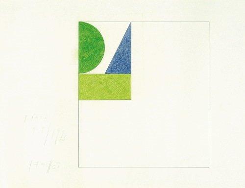 11A: Gottfried Honegger (b. 1917) untitled