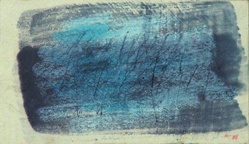 39A: Jean Fautrier (1898-1964) composition