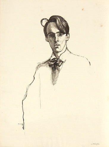 17B: Rothenstein (William) portraits of artists