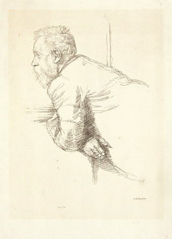 18B: Rothenstein (William) portraits of writers