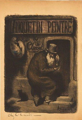 24B: Anquetin (Louis) various prints