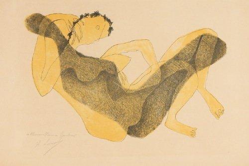 227B: Laurens (Henri) three works