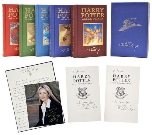 483: Rowling (J.K.) Harry Potter and the Philosopher's