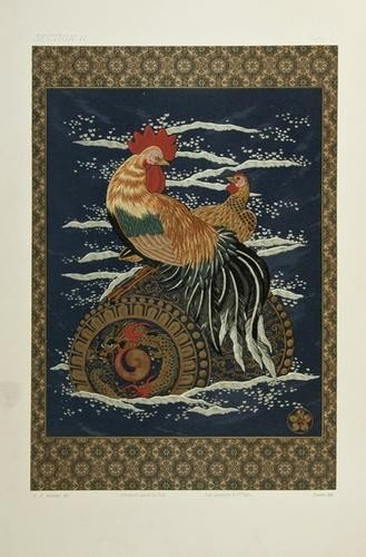 1: Audsley (George Ashdown) The Ornamental Arts of Ja