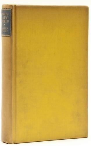 166: Huxley (Aldous) Brave New World