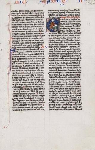 2: Latin, single f., including the beginning of Ezra
