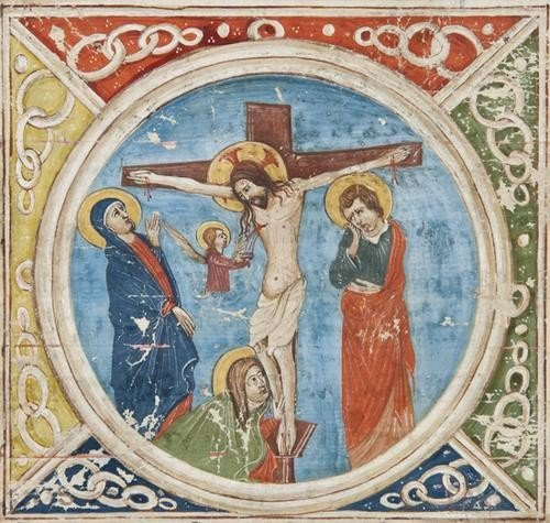 3: Crucifixion,