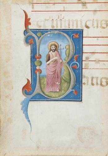 6: St John the Baptist,