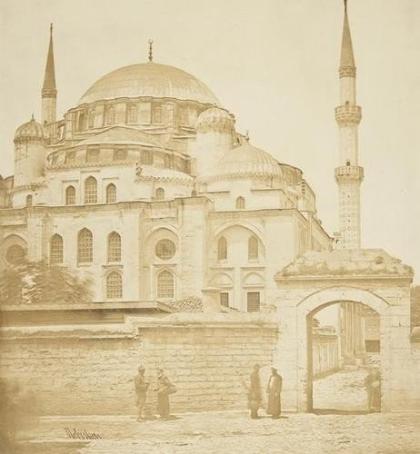 15: James Robertson (1813-1888) Mosque of Suleiman, Co