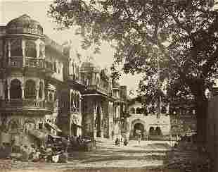 35: Samuel Bourne (1834-1912) and others Indian Archit