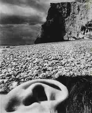 79: Bill Brandt (1904-1983) East Sussex Coast, 1957