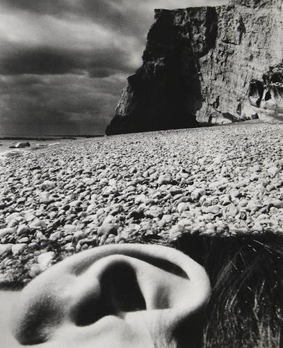 79: Bill Brandt (1904-1983) East Sussex Coast, 1957