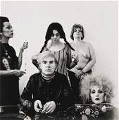 101 Cecil Beaton 19041980 Andy Warhol and Members o