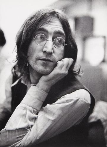 182: Linda McCartney (1941-1998) John Lennon, ca.1969