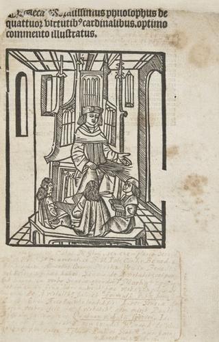 17: [Bridges (Francis)] Gods Treasurie Displayed...
