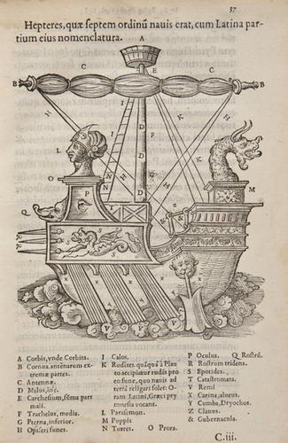 1: Baif (Lazare de) Annotationes in L. II De captiuis