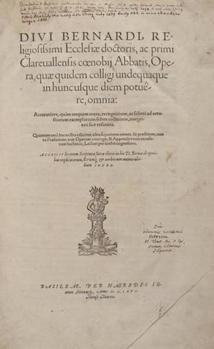 2: Bernard 1566