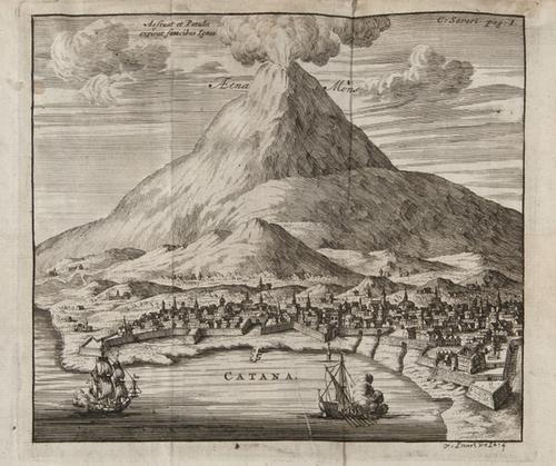 13: Volcanoes.- Severus (P. Cornelius) Aetna, & quae s