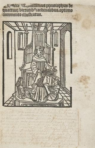17: Wynkyn de Worde.- Martinus 1523