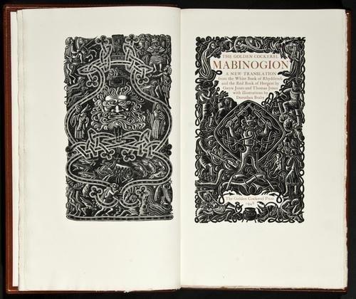 66: Mabinogion, Mabinogion