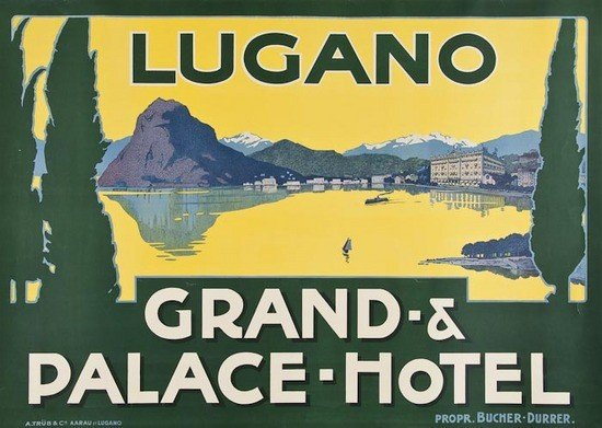 15: ANONYMOUS LUGANO, Grand & Palace Hotel
