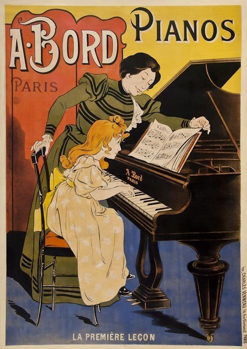 17: ANONYMOUS PIANOS, A.BORD