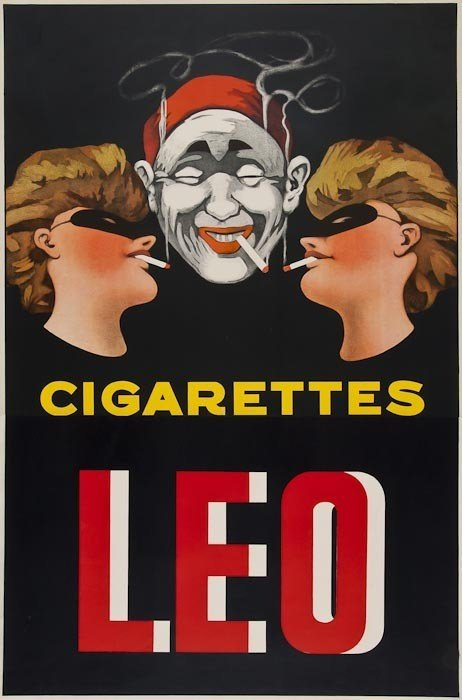 18: ANONYMOUS LEO, Cigarettes