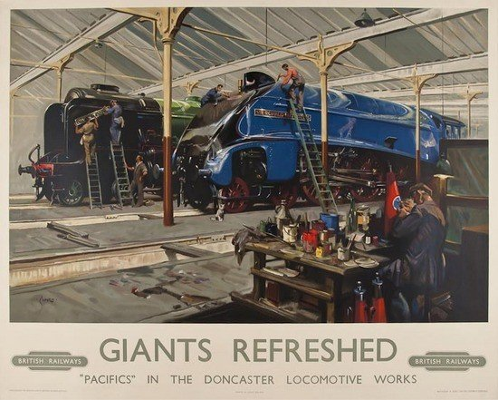 113: CUNEO, Terence GIANTS REFRESHED
