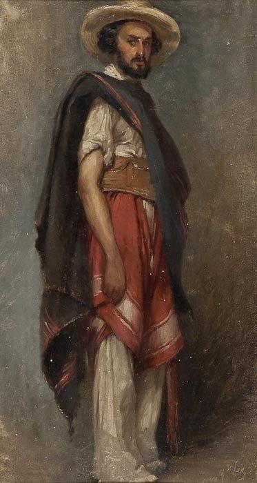 289: Attributed to Johann Moritz Rugendas (1802-1858) P
