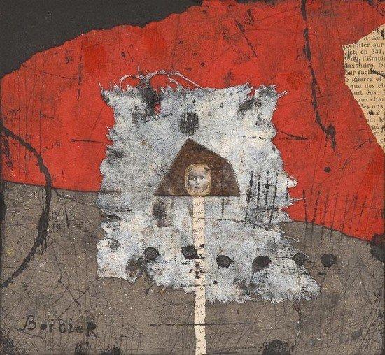 293: Thierry Boitier (b.1960) Petite Fille de Chimère