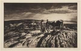 565: John Edward Costigan Cloudy Day
