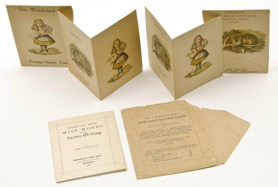 8: The Wonderland Postage-Stamp Case [&] Eight or N