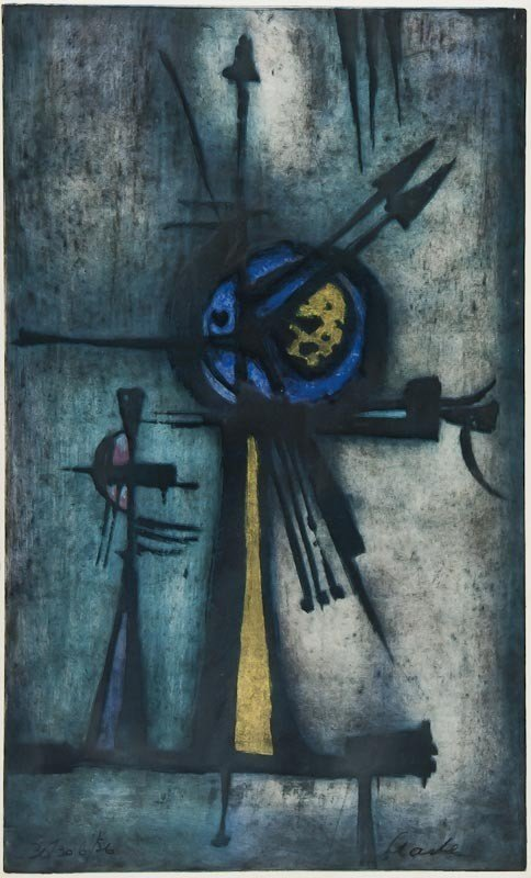 7: Geoffrey Clarke (b.1924)